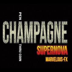 CHAMPAGNE SUPERNOVA - 1/2...