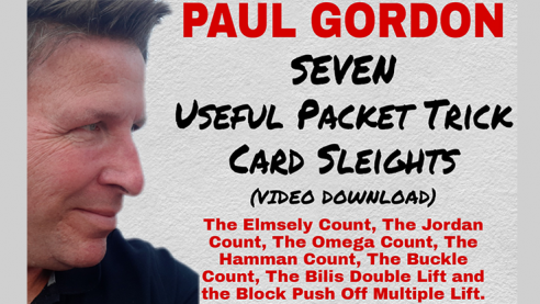 Seven Useful Packet Trick Card...