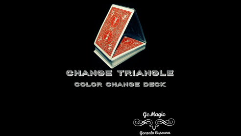 Triangle Change by Gonzalo Cuscuna...