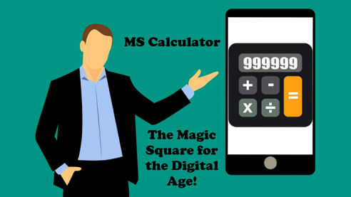 MS Calculator (Android Only)by David...