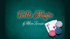 Table Magic by Mario...