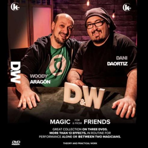 DANI Y WOODY - (Pack 3 DVD)