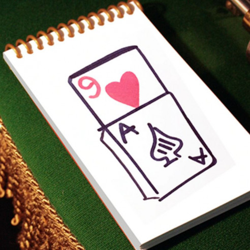 CARDIOGRAPHIC CLOSE-UP - (9 corazones)