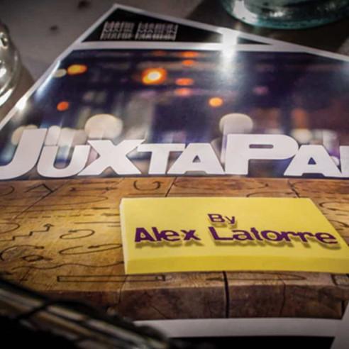 JUXTAPAD - Alex Latorre