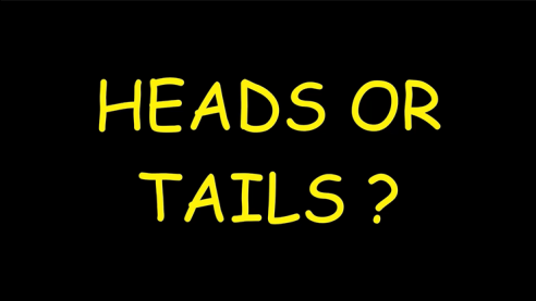 Heads or Tails by Damien Keith Fisher...
