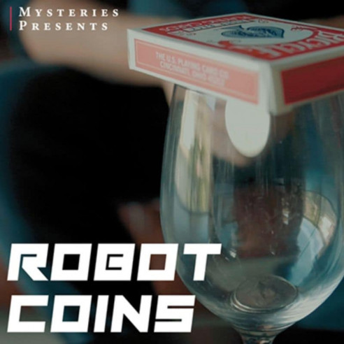 MONEDAS ROBOT