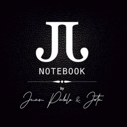 JJ NOTEBOOK - Juan Pablo y Jota