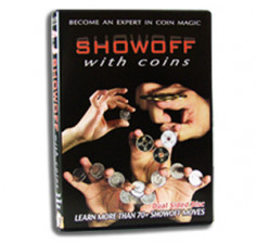 SHOWOFF CON MONEDAS - 2 DVD