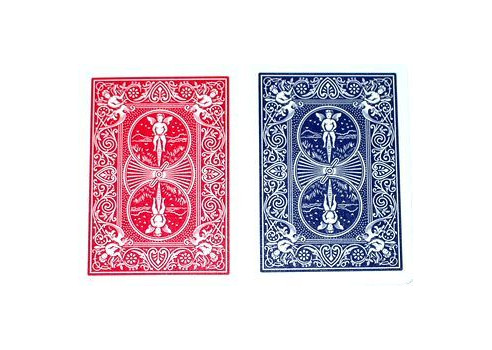 Pack Shimmed Bicycle Cards (Blue and...