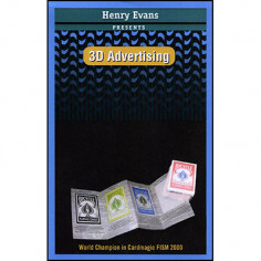 PUBLICIDAD 3D - HENRY EVANS