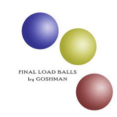 Final Load Balls (Set of 3)...