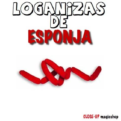 LONGANIZAS DE ESPONJA - GOSHMAN