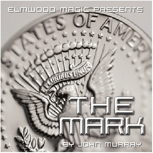 THE MARK - MONEDA EN EL LLAVERO