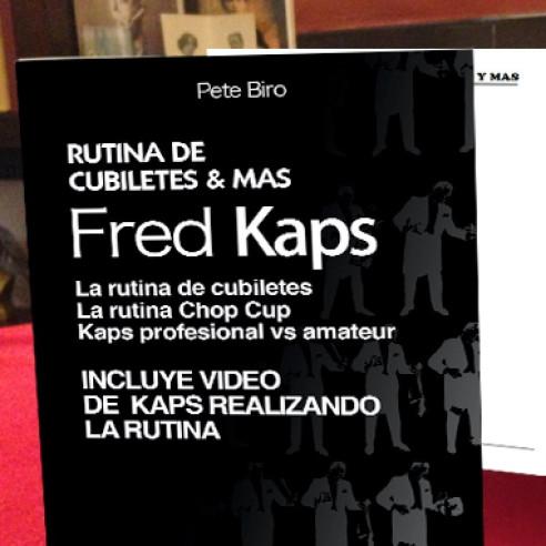 RUTINA DE CUBILETES Y MAS - FRED KAPS