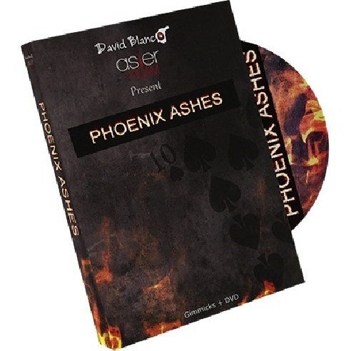 PHOENIX ASHES (DVD + GIMMICK)