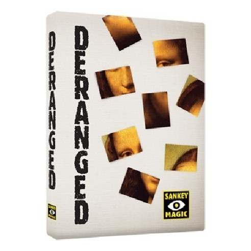 Deranged (DVD & Gimmicks) by Jay Sankey