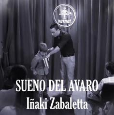 SUEÑO DEL AVARO - IÑAKI...