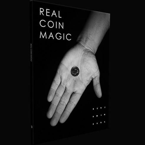 REAL COIN MAGIC DVD - BENJAMIN EARL