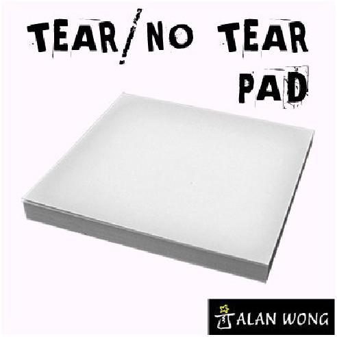 ROTO / NO ROTO ( 9cm x 9cm) - ALAN WONG