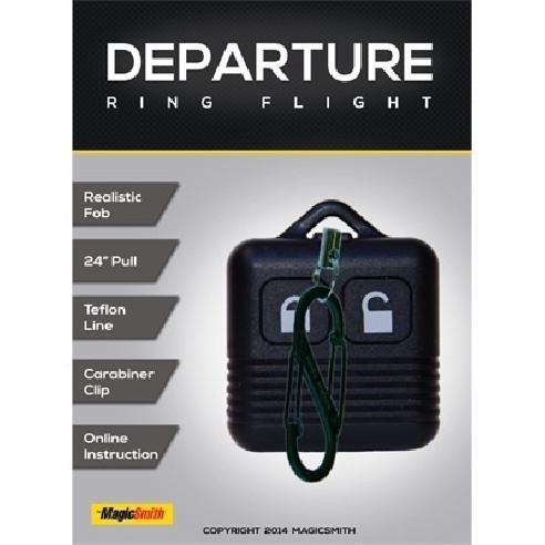 DEPARTURE RING FLIGHT