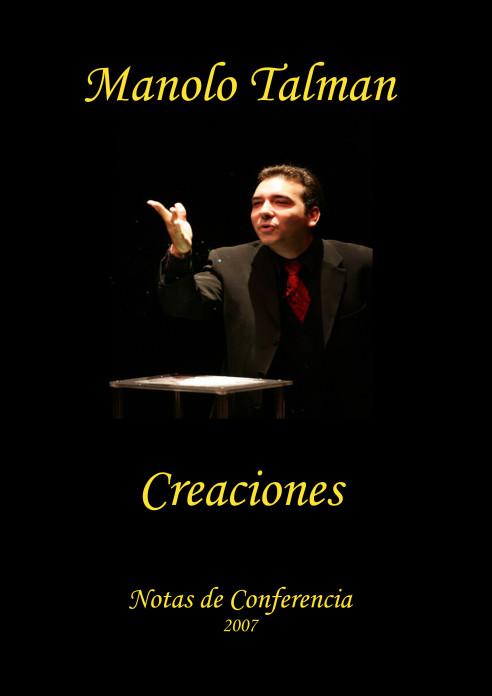 CREACIONES - MANOLO TALMAN