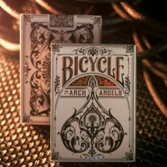 Bicycle Arch Angel Cards by...