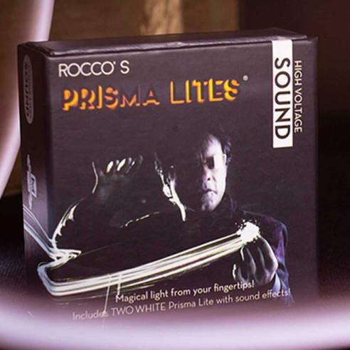 LUCES PRISMA (BLANCAS) -CON SONIDO...