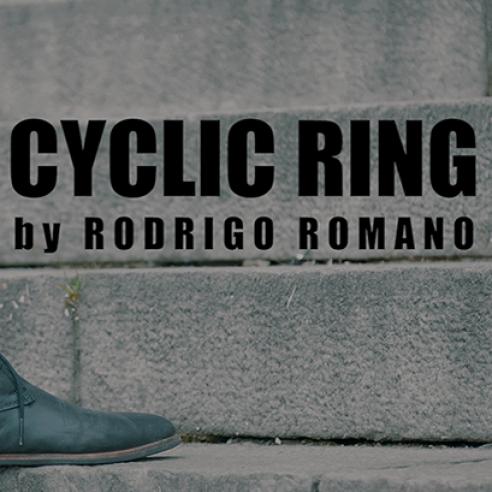 CYCLIC RING - RODRIGO ROMANO