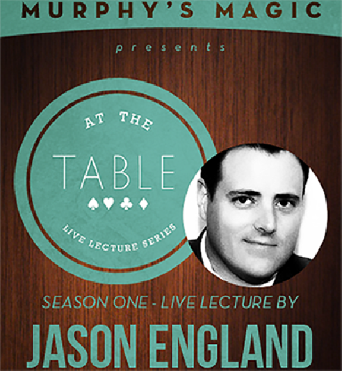 At the Table Live Lecture - Jason...